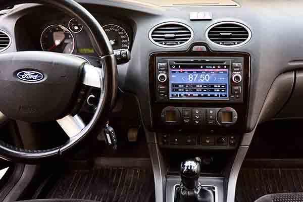 Форд прямоугольная